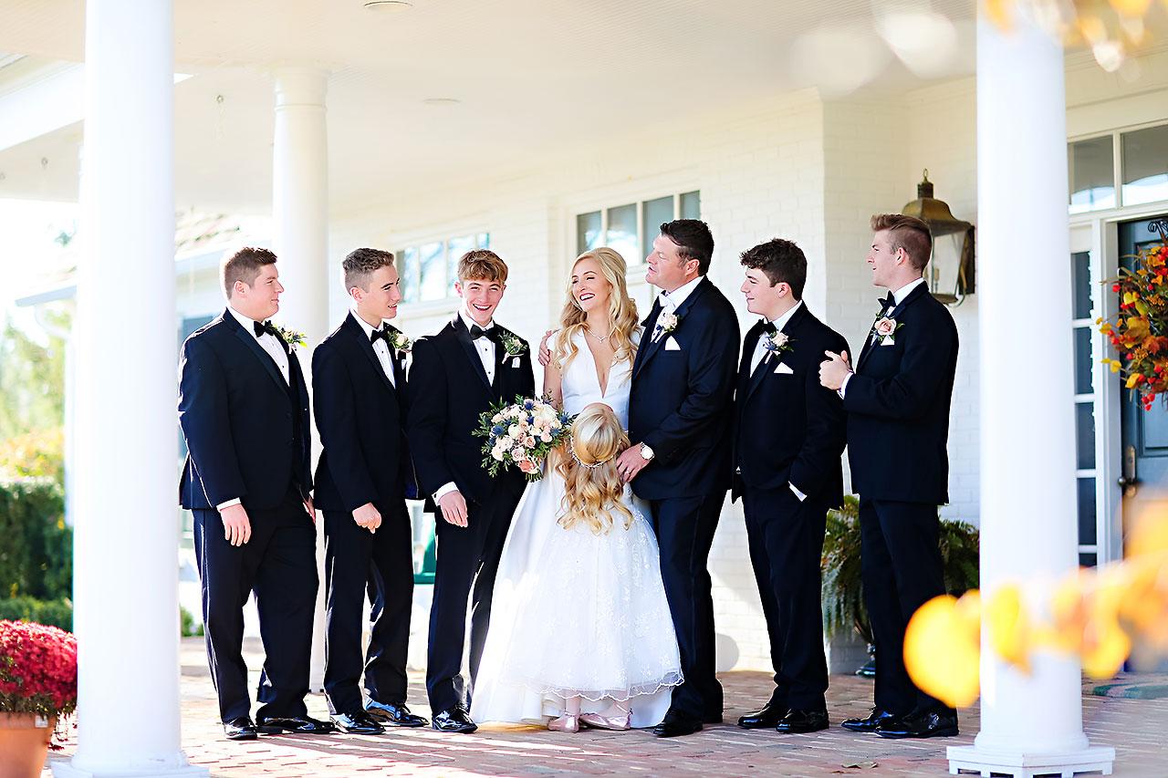 Ashley Steve Bloomington Indiana Wedding 121