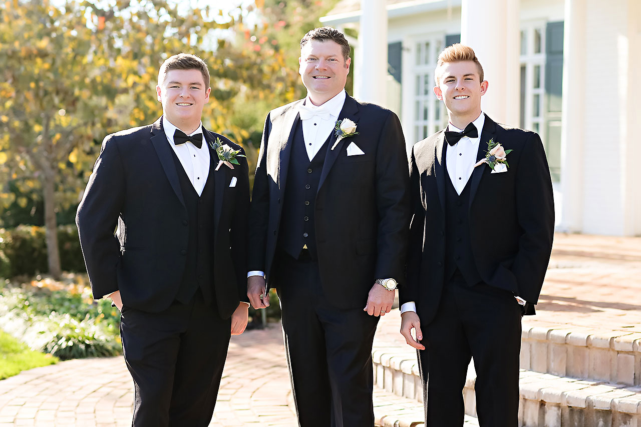 Ashley Steve Bloomington Indiana Wedding 117