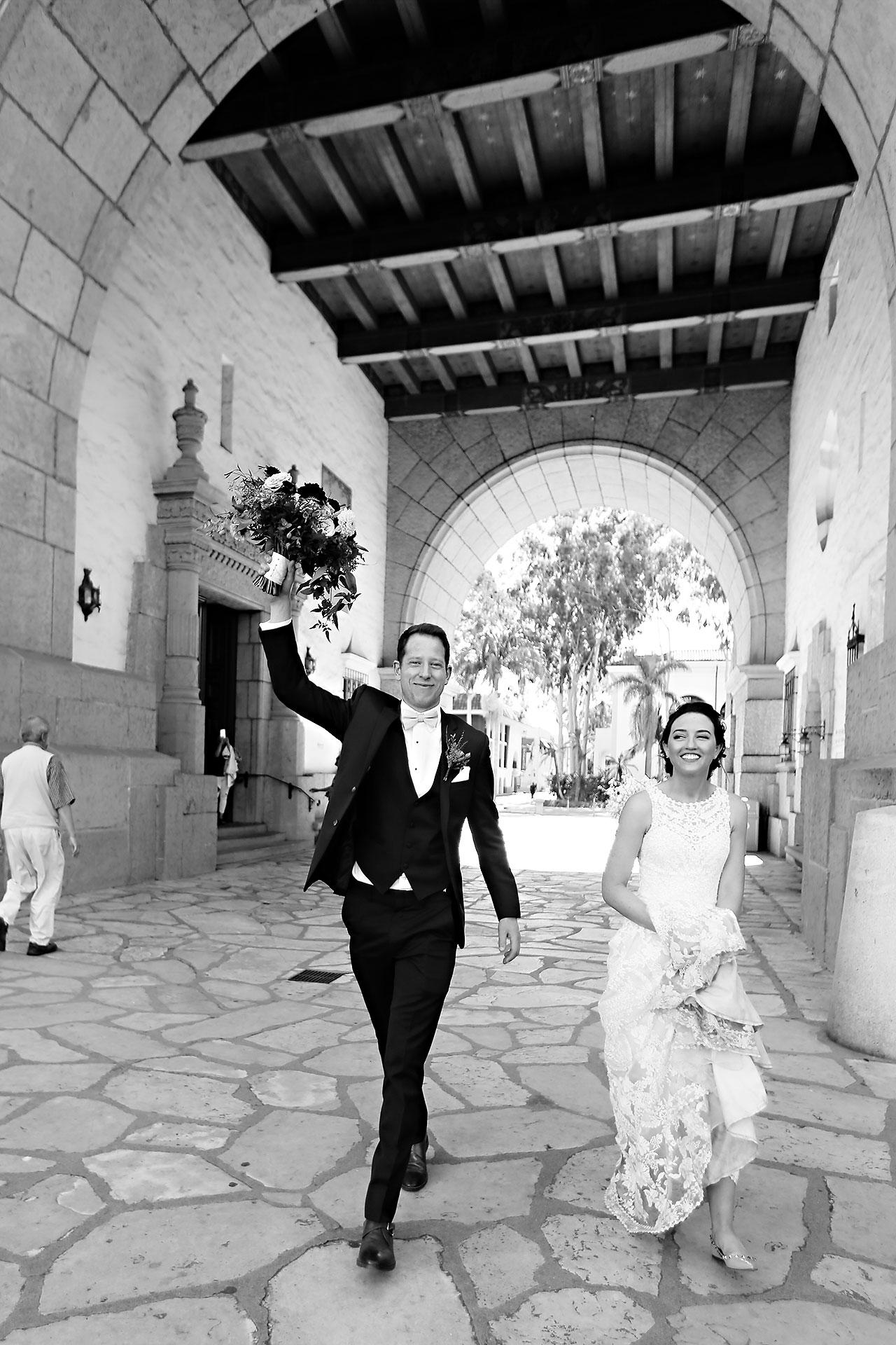 Kristin Darrin Santa Barbara Historical Museum Wedding 178