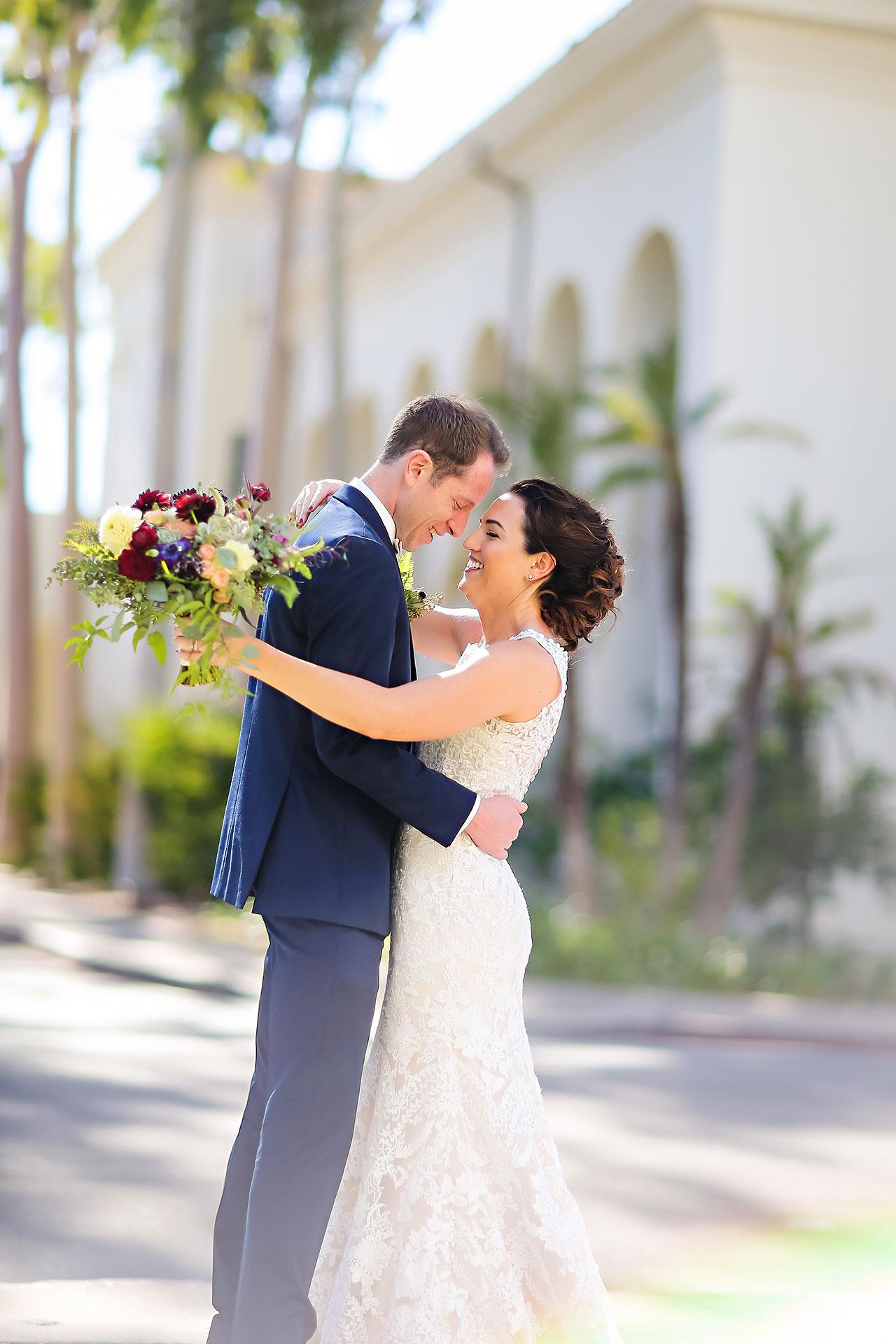Kristin Darrin Santa Barbara Historical Museum Wedding 177
