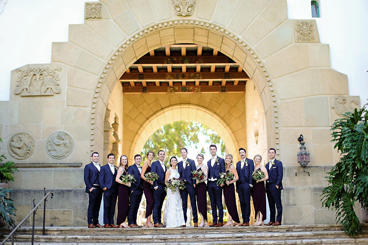 Kristin Darrin Santa Barbara Historical Museum Wedding 173