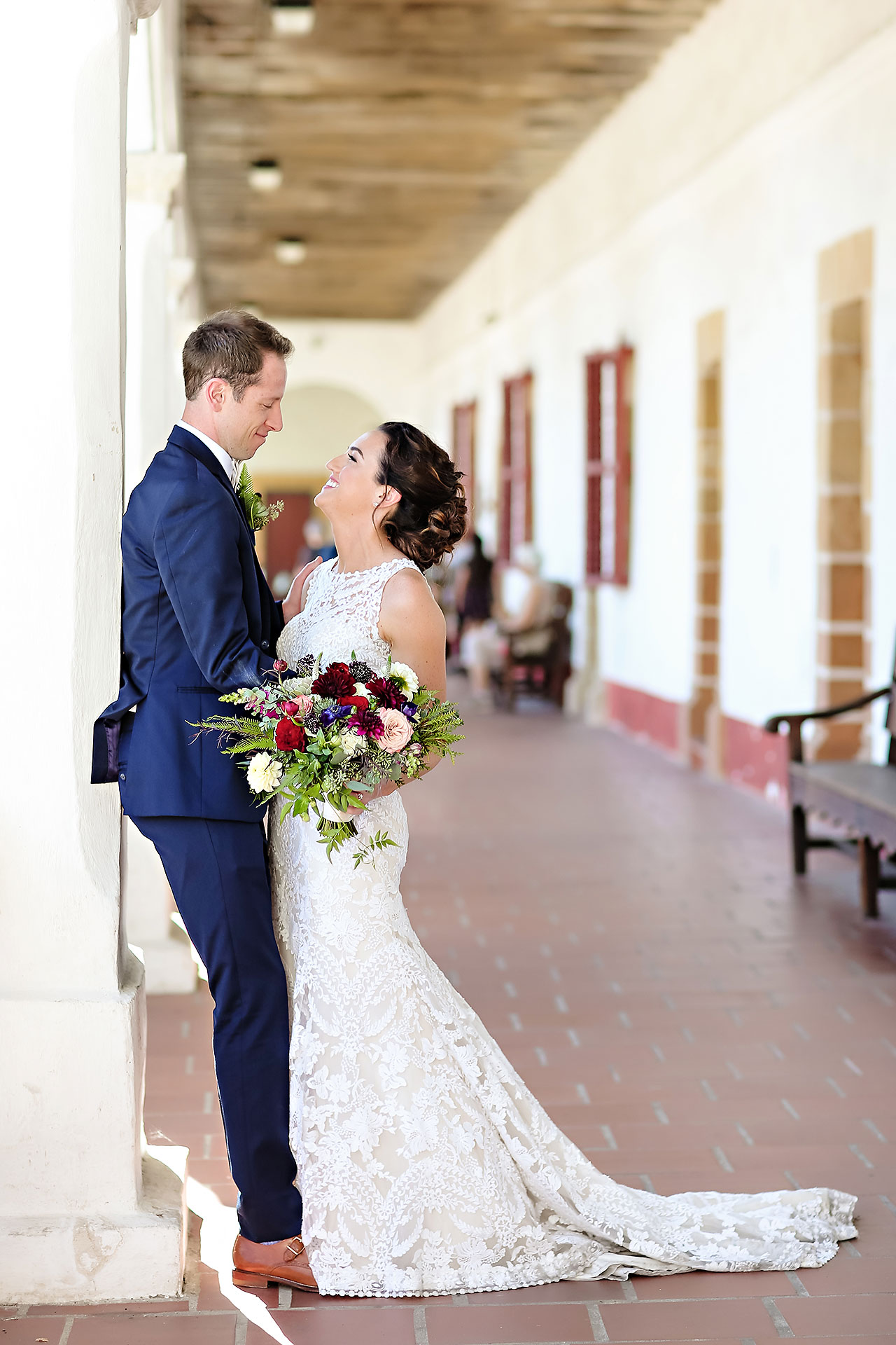 Kristin Darrin Santa Barbara Historical Museum Wedding 169
