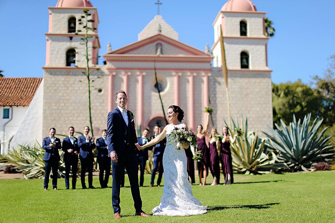 Kristin Darrin Santa Barbara Historical Museum Wedding 170