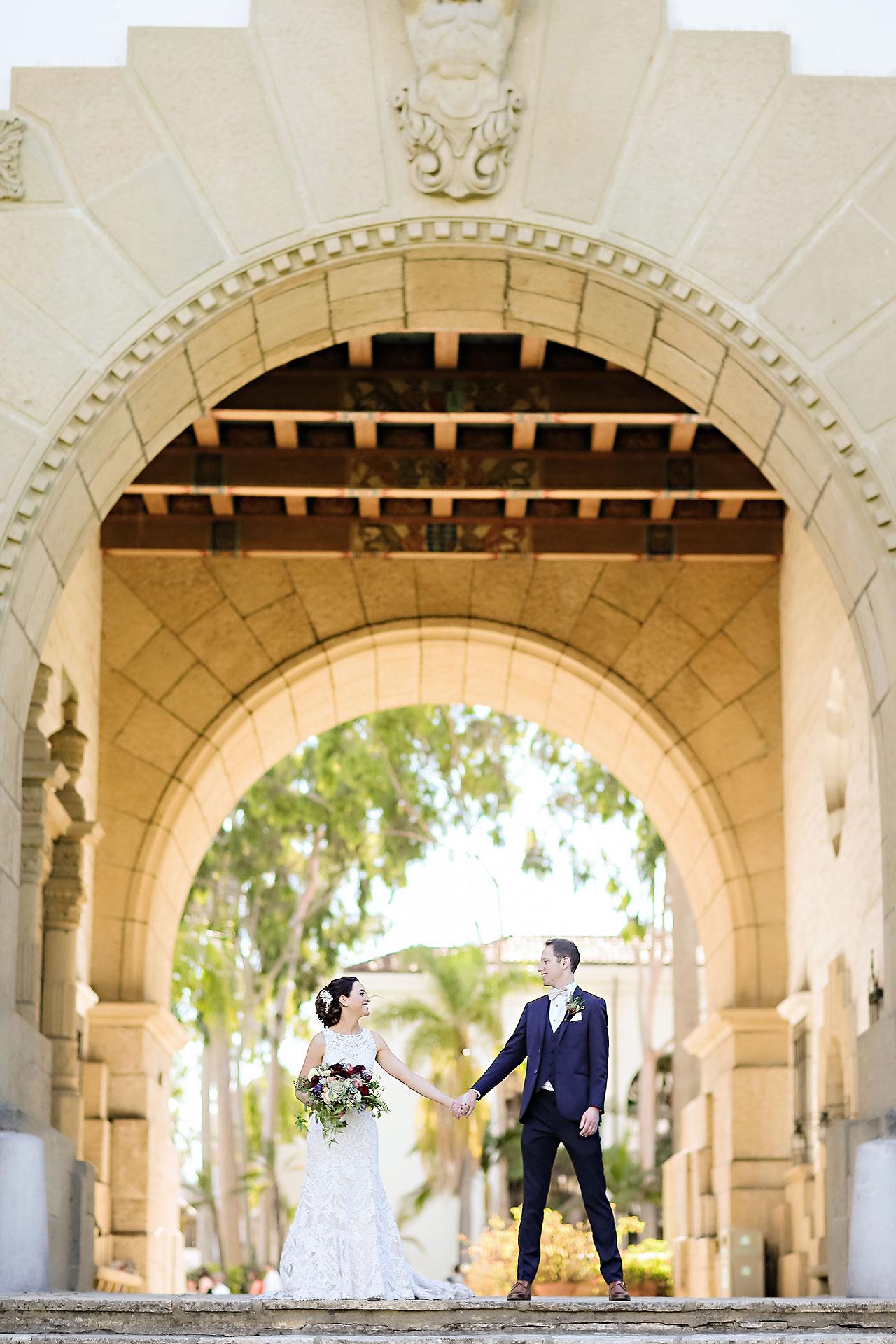Kristin Darrin Santa Barbara Historical Museum Wedding 168