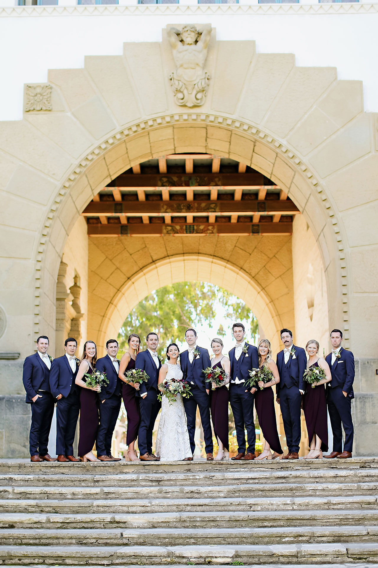 Kristin Darrin Santa Barbara Historical Museum Wedding 154