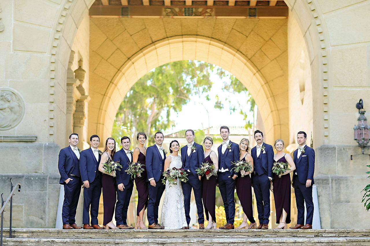 Kristin Darrin Santa Barbara Historical Museum Wedding 149