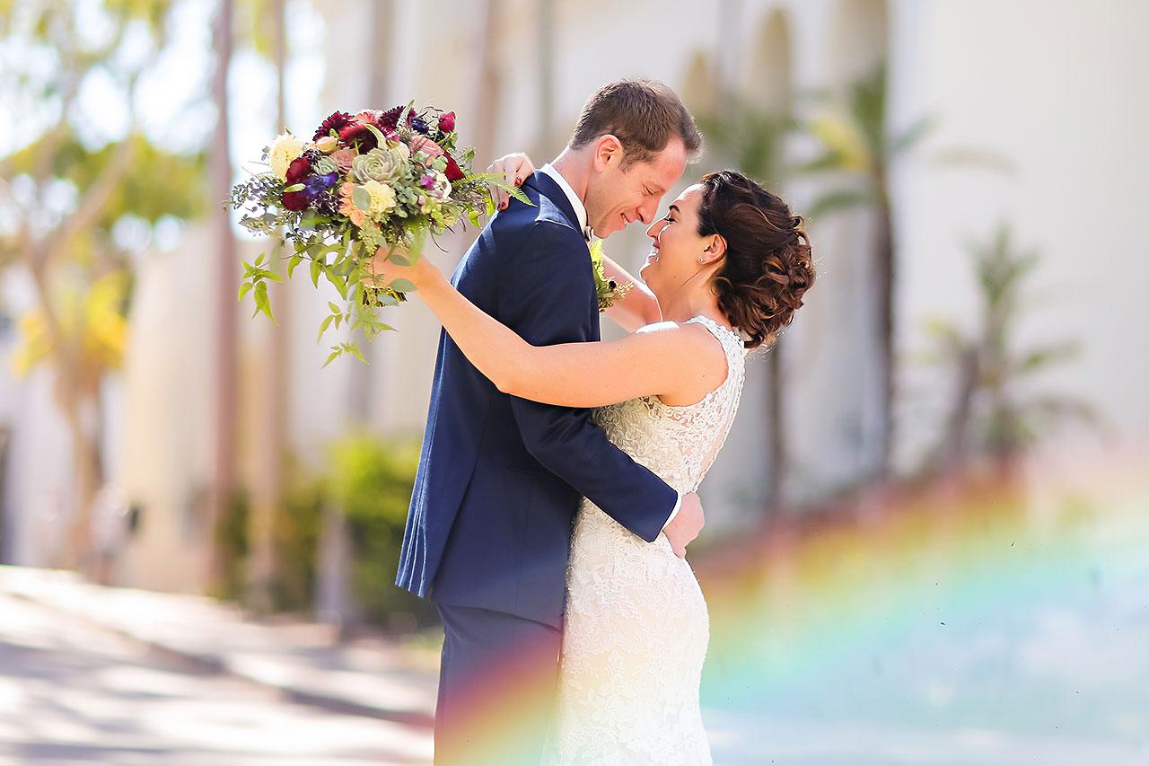 Kristin Darrin Santa Barbara Historical Museum Wedding 145