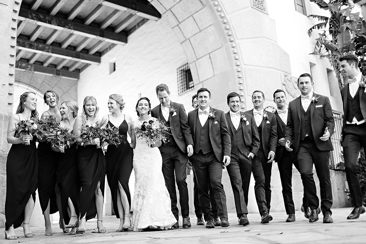 Kristin Darrin Santa Barbara Historical Museum Wedding 146