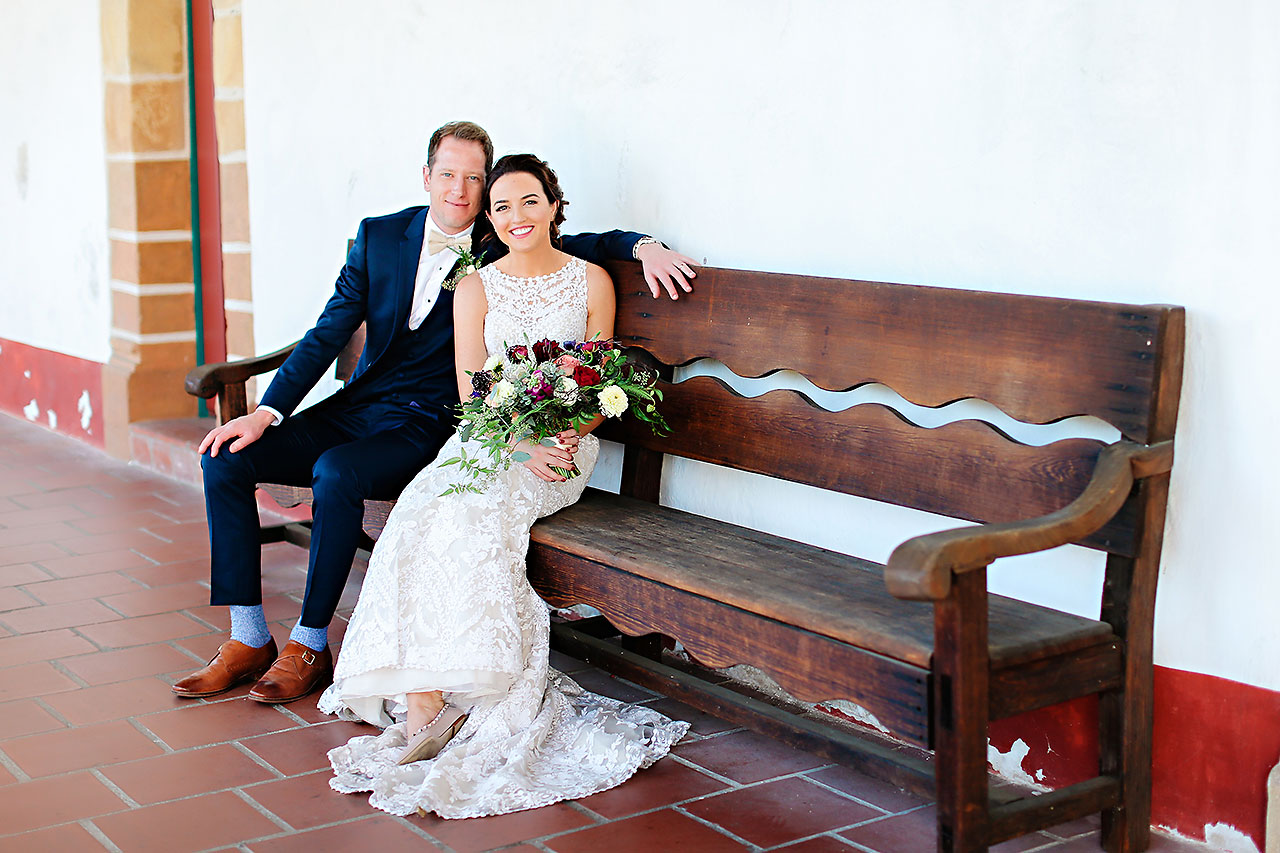 Kristin Darrin Santa Barbara Historical Museum Wedding 142