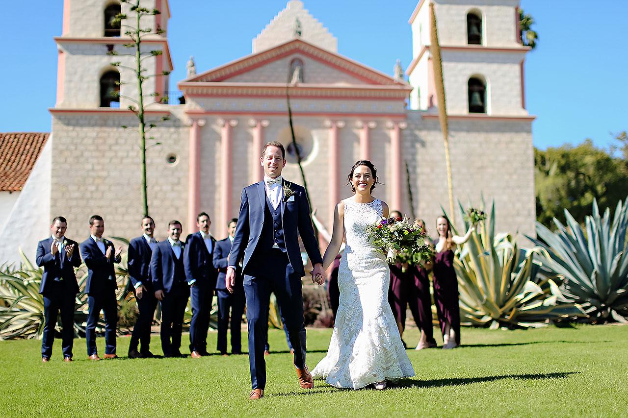Kristin Darrin Santa Barbara Historical Museum Wedding 143