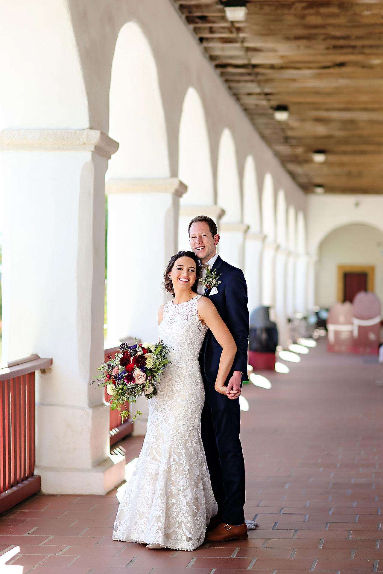 Kristin Darrin Santa Barbara Historical Museum Wedding 141