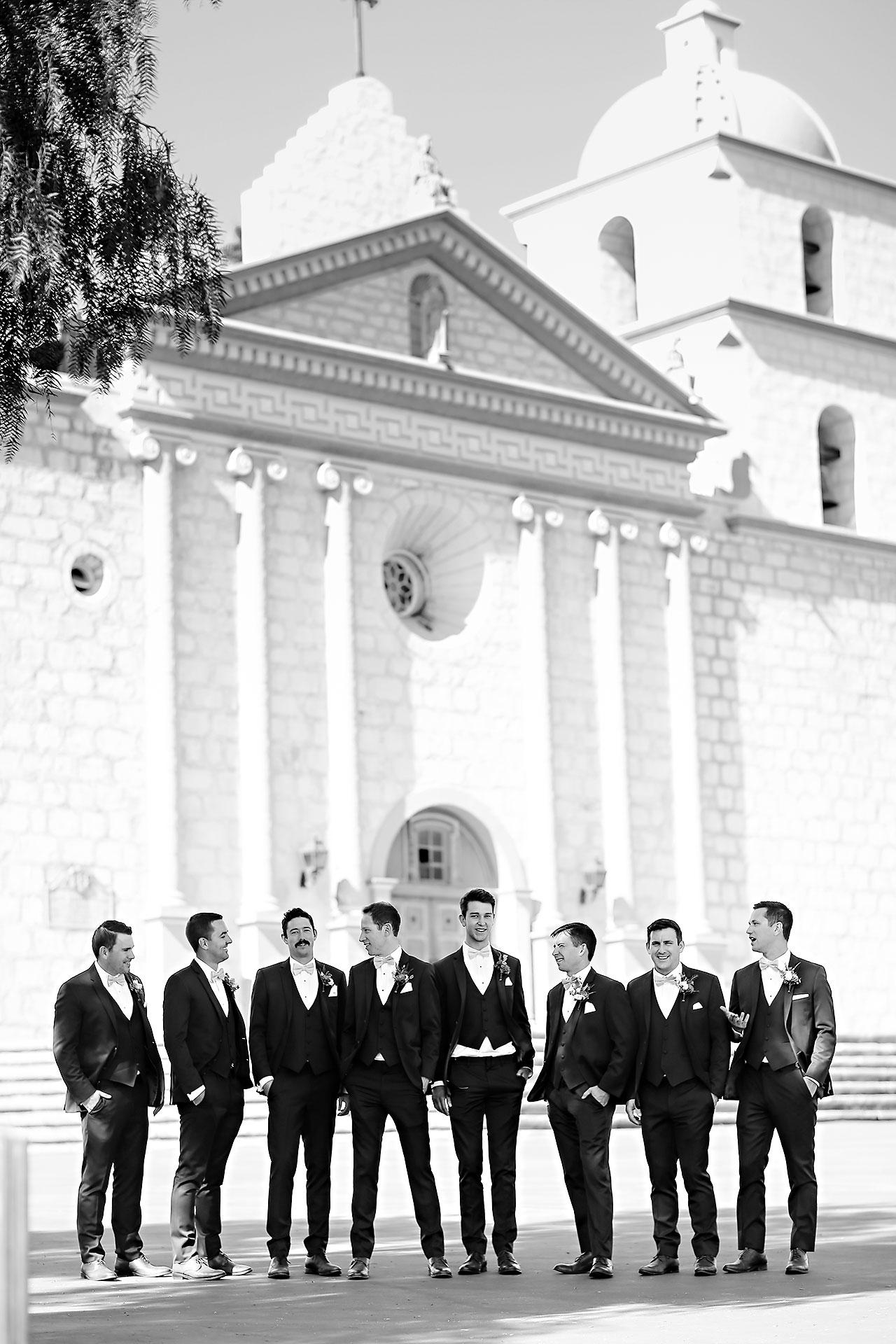 Kristin Darrin Santa Barbara Historical Museum Wedding 133