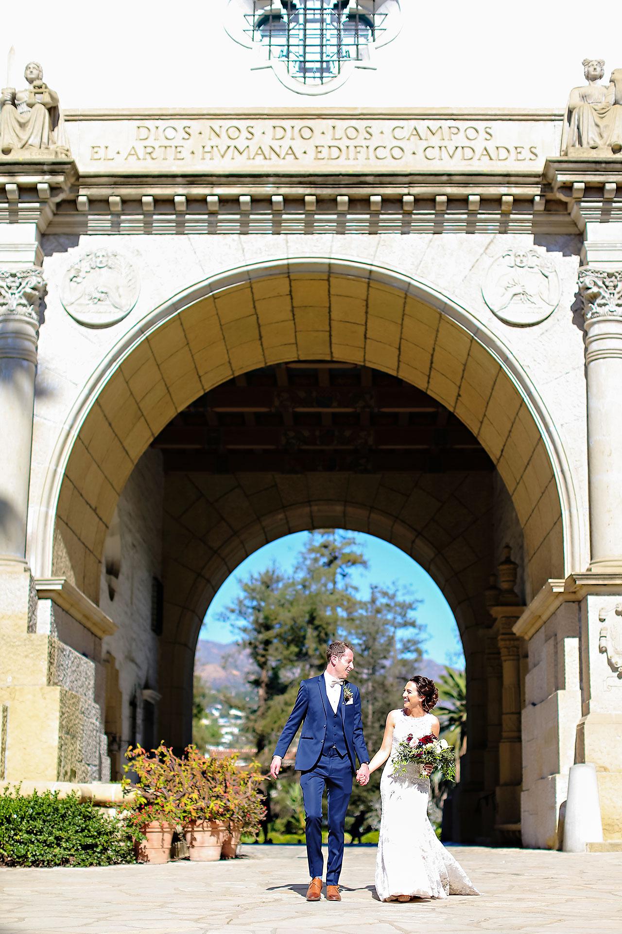 Kristin Darrin Santa Barbara Historical Museum Wedding 125