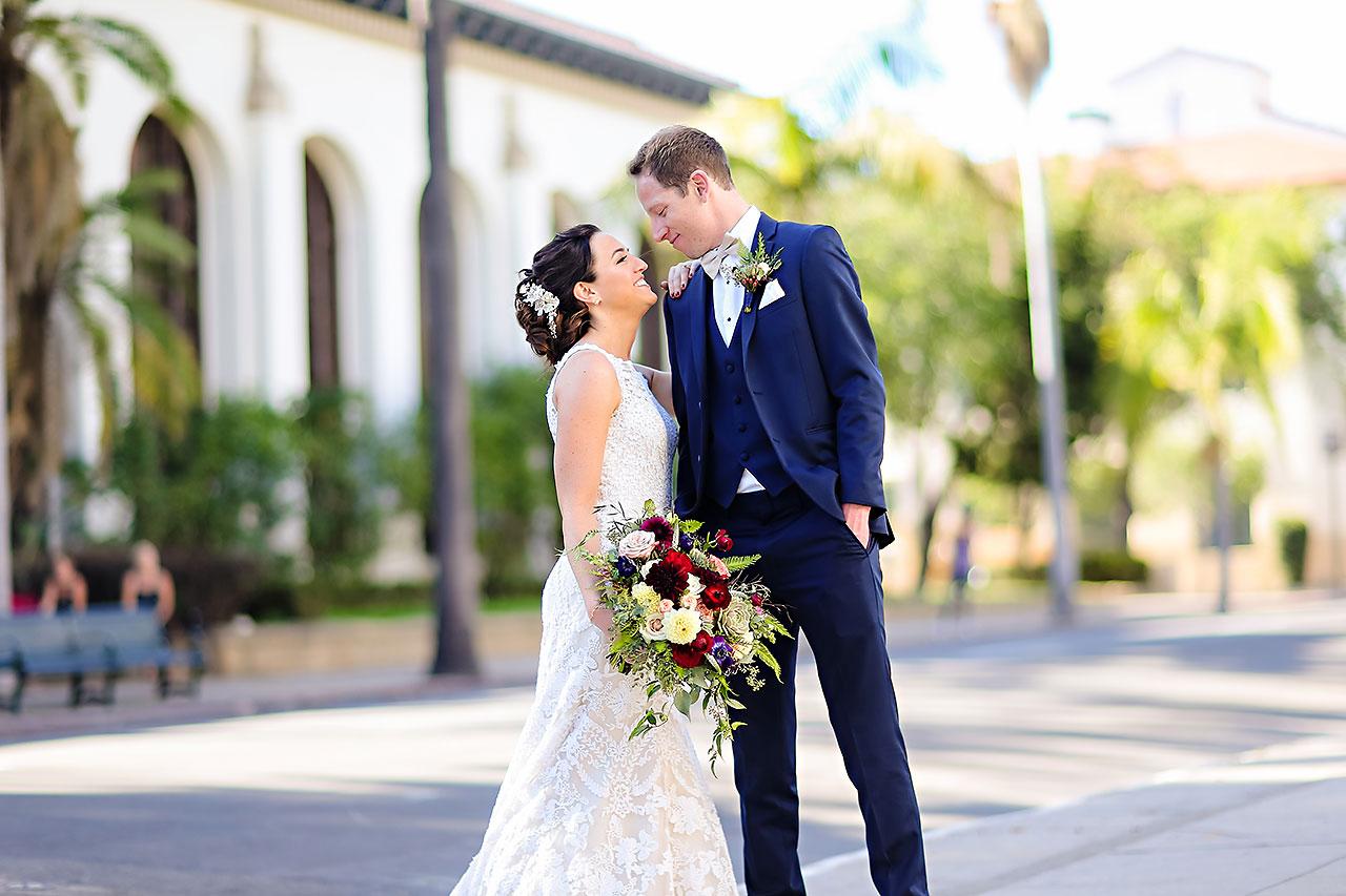 Kristin Darrin Santa Barbara Historical Museum Wedding 121