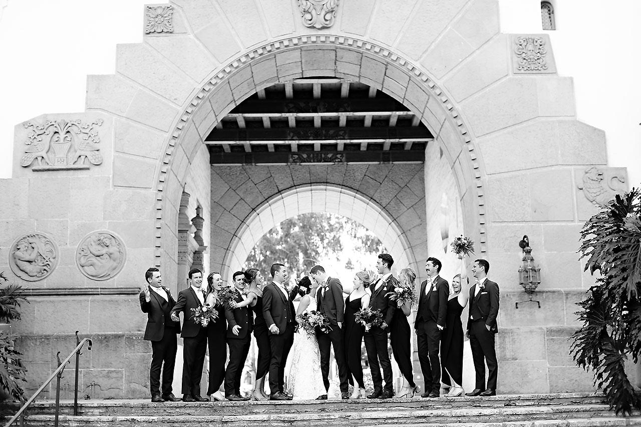 Kristin Darrin Santa Barbara Historical Museum Wedding 122