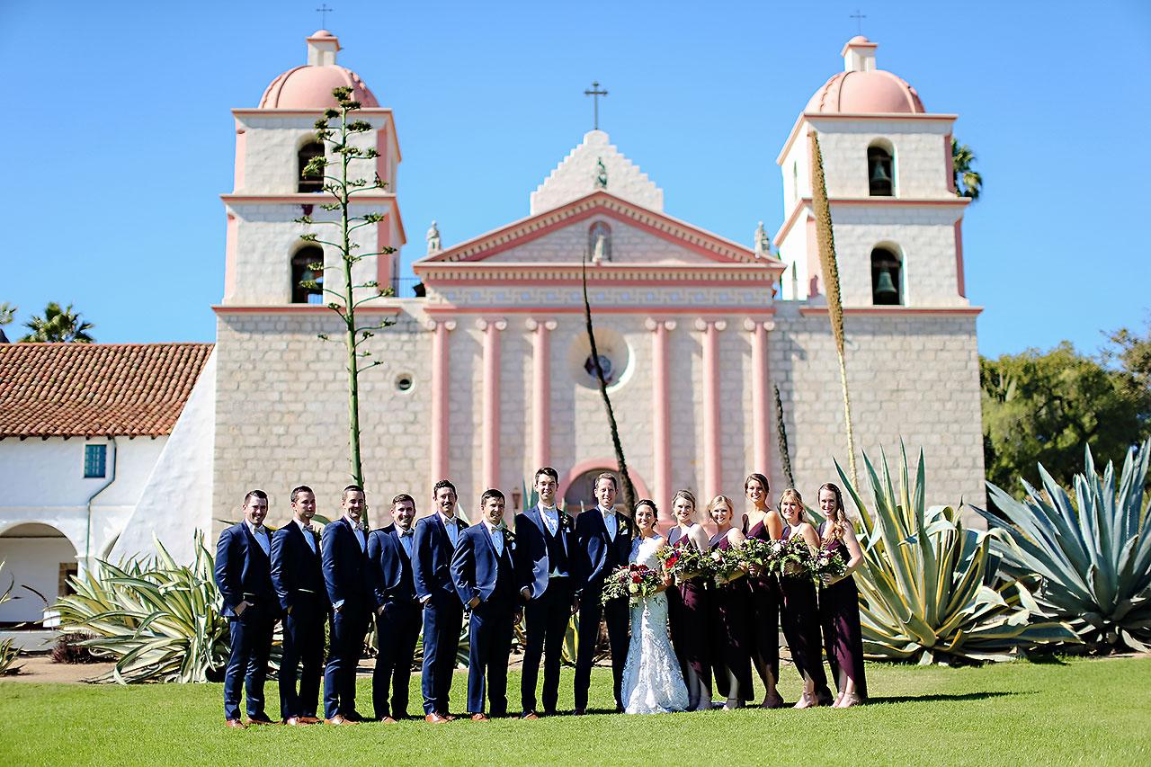 Kristin Darrin Santa Barbara Historical Museum Wedding 117