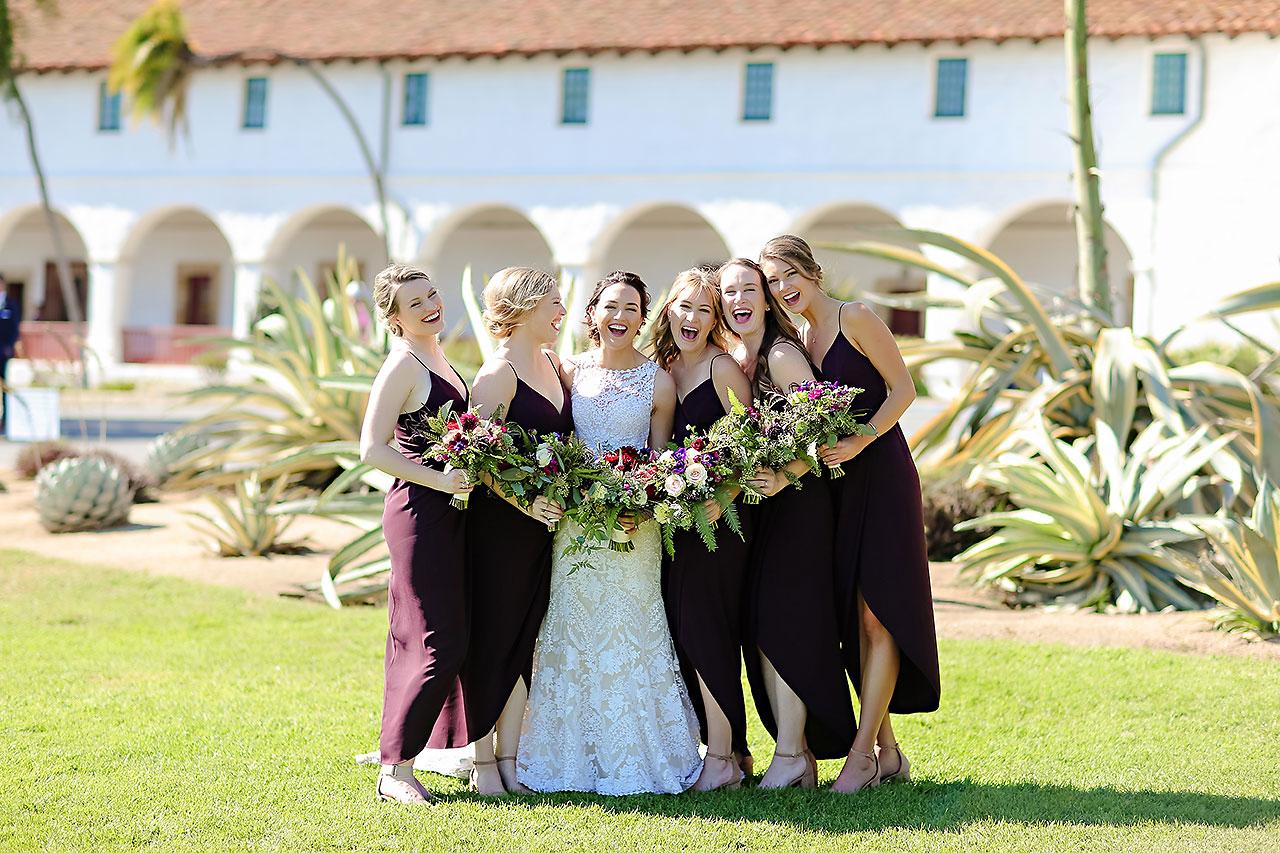 Kristin Darrin Santa Barbara Historical Museum Wedding 115