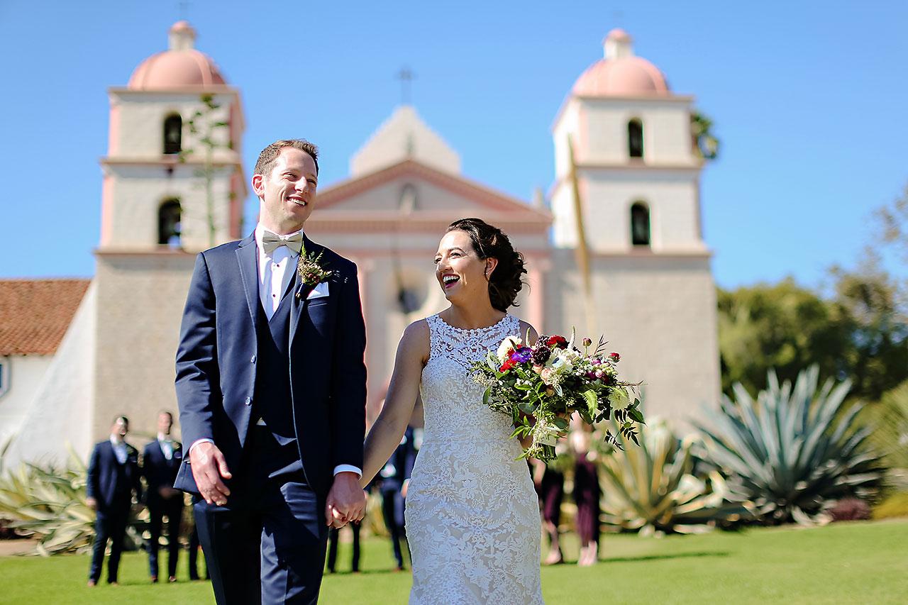 Kristin Darrin Santa Barbara Historical Museum Wedding 113
