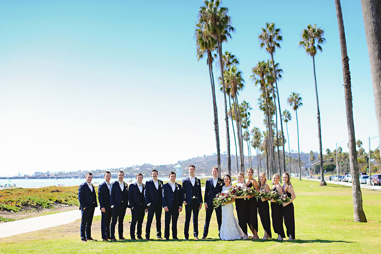 Kristin Darrin Santa Barbara Historical Museum Wedding 111