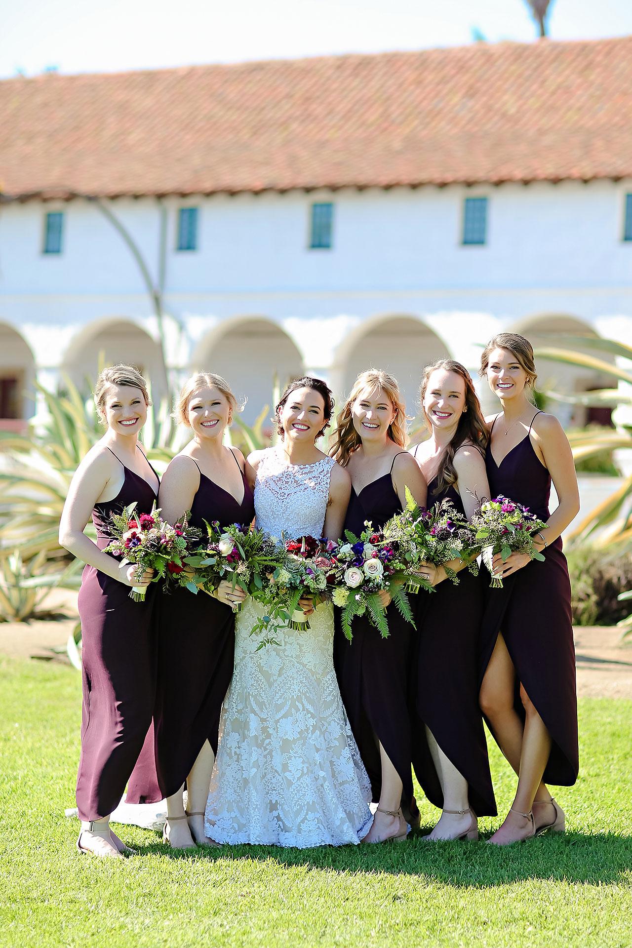 Kristin Darrin Santa Barbara Historical Museum Wedding 095
