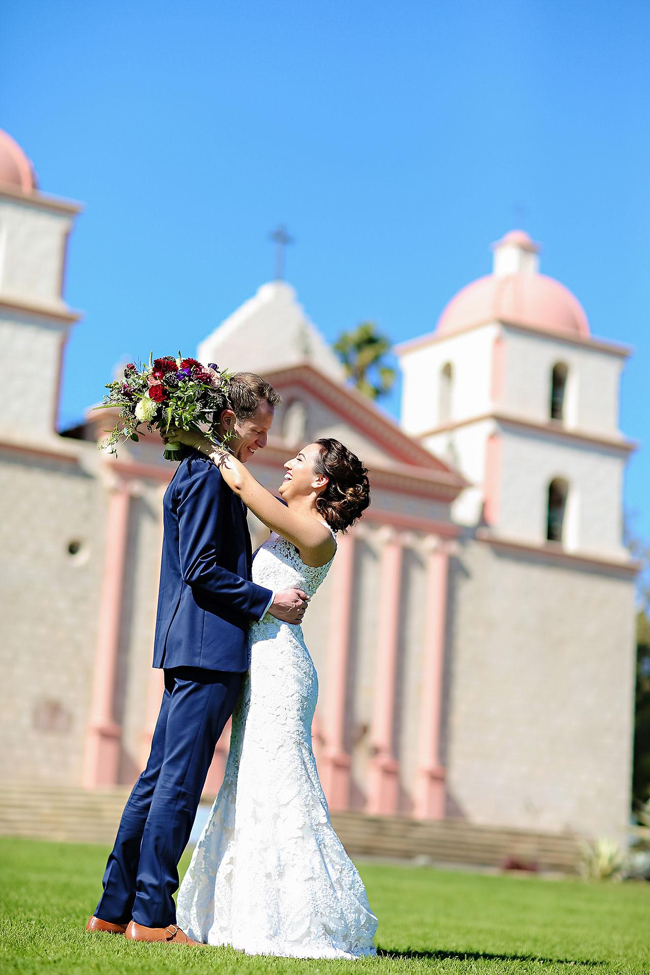 Kristin Darrin Santa Barbara Historical Museum Wedding 092