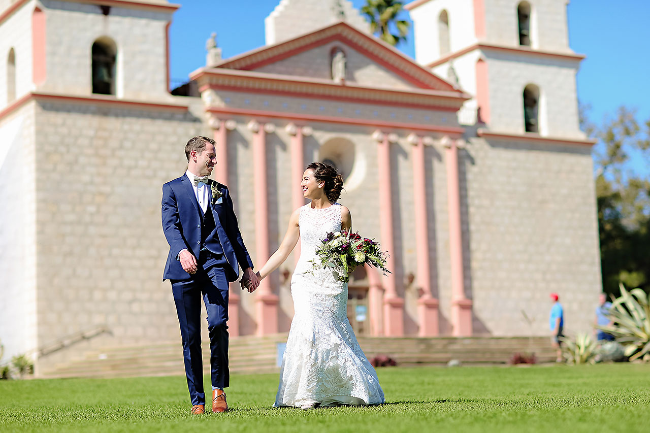 Kristin Darrin Santa Barbara Historical Museum Wedding 087