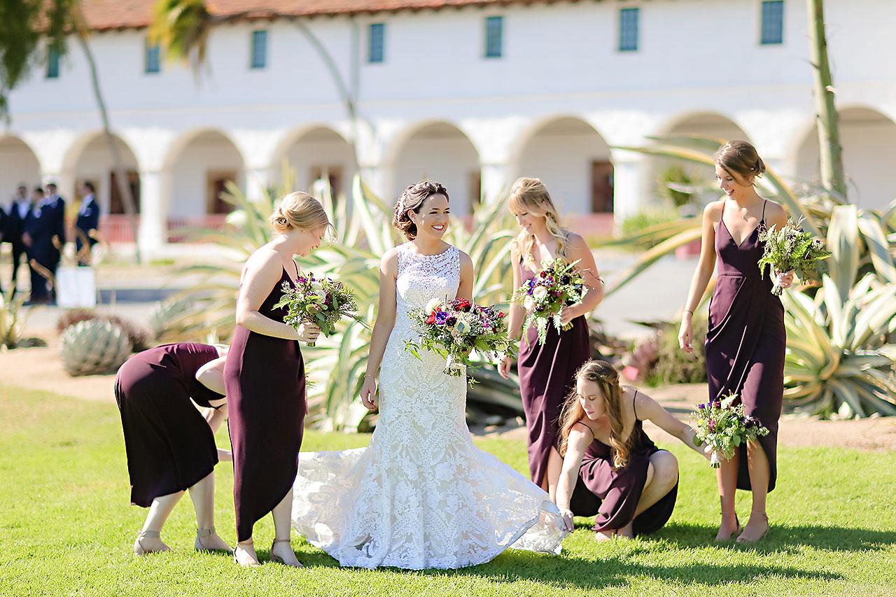 Kristin Darrin Santa Barbara Historical Museum Wedding 083