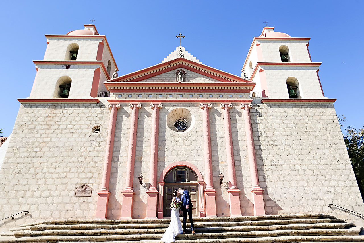 Kristin Darrin Santa Barbara Historical Museum Wedding 080