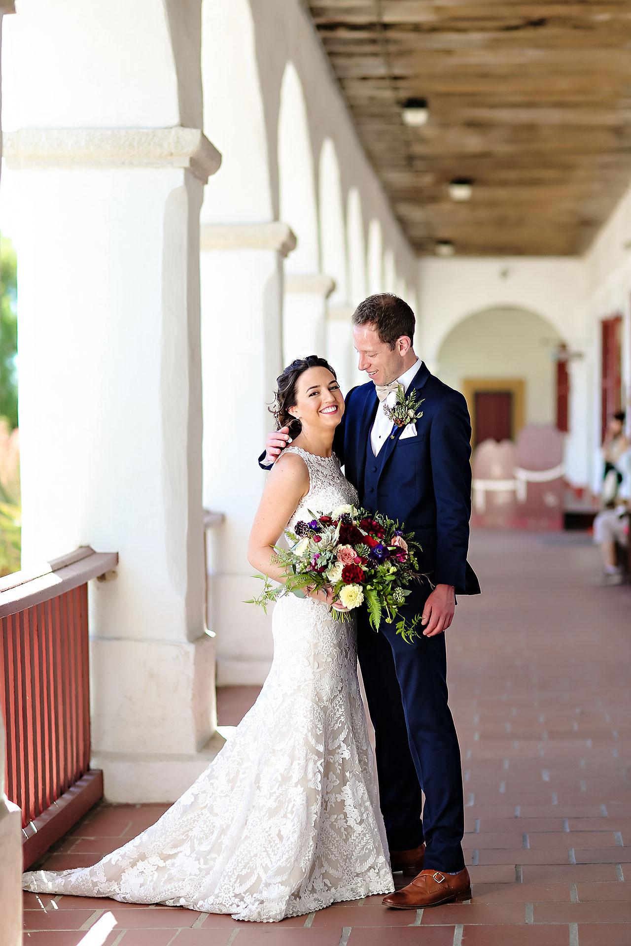 Kristin Darrin Santa Barbara Historical Museum Wedding 076