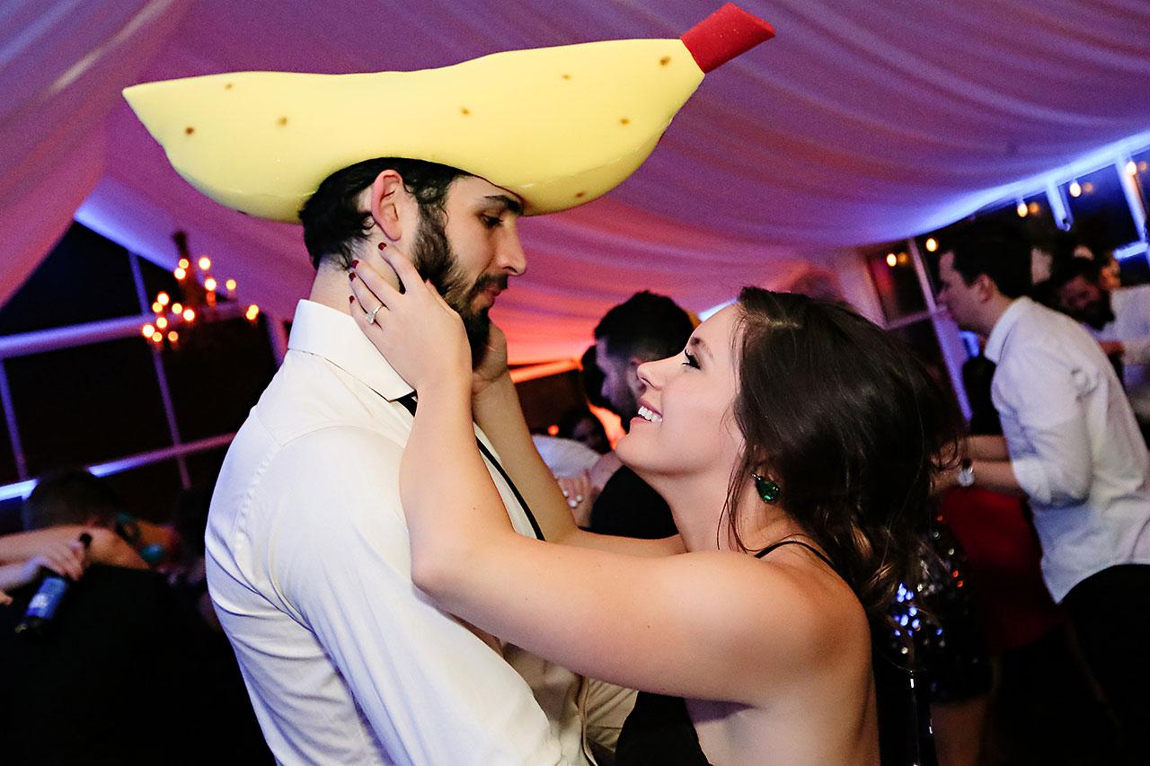 Emily Andrew New Years Eve Indianapolis Wedding 399