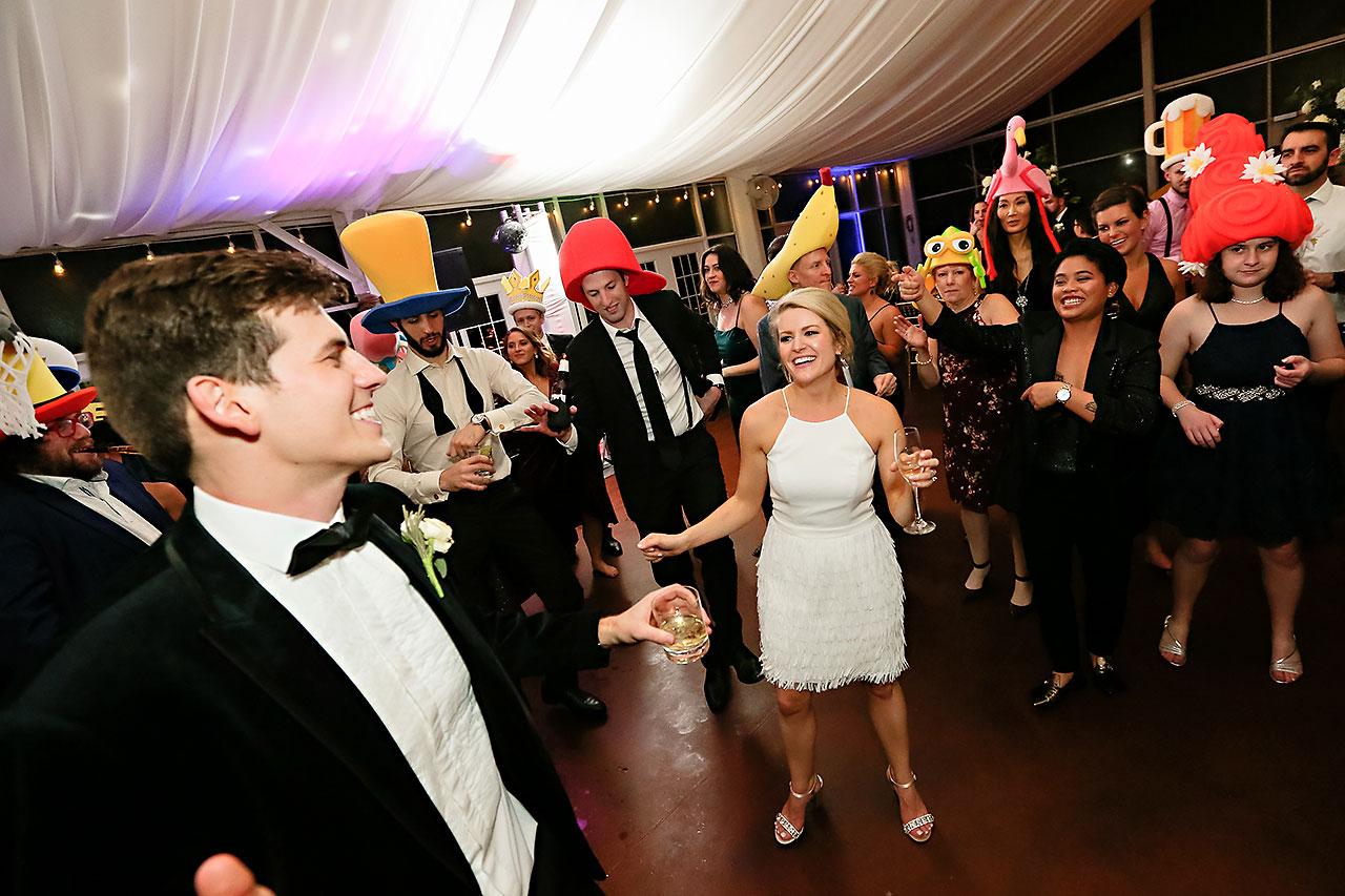 Emily Andrew New Years Eve Indianapolis Wedding 371