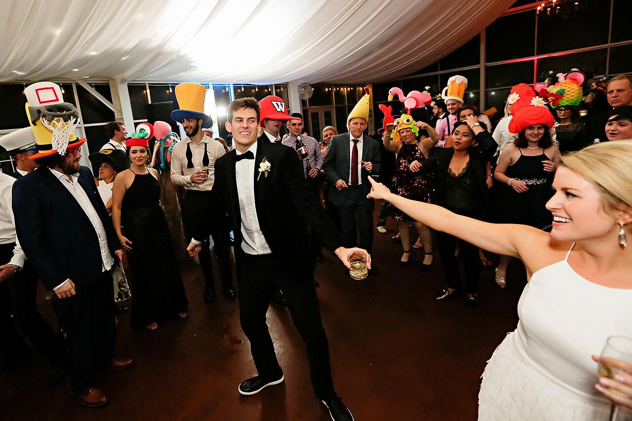 Emily Andrew New Years Eve Indianapolis Wedding 356