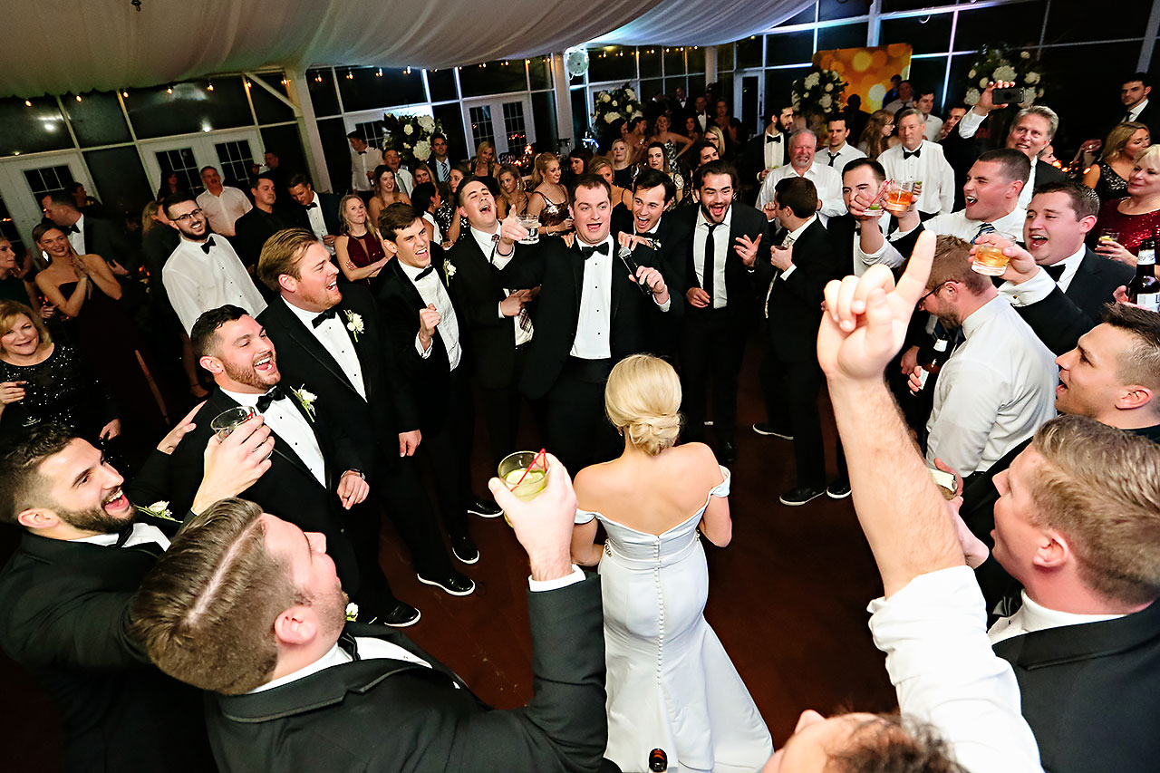 Emily Andrew New Years Eve Indianapolis Wedding 351