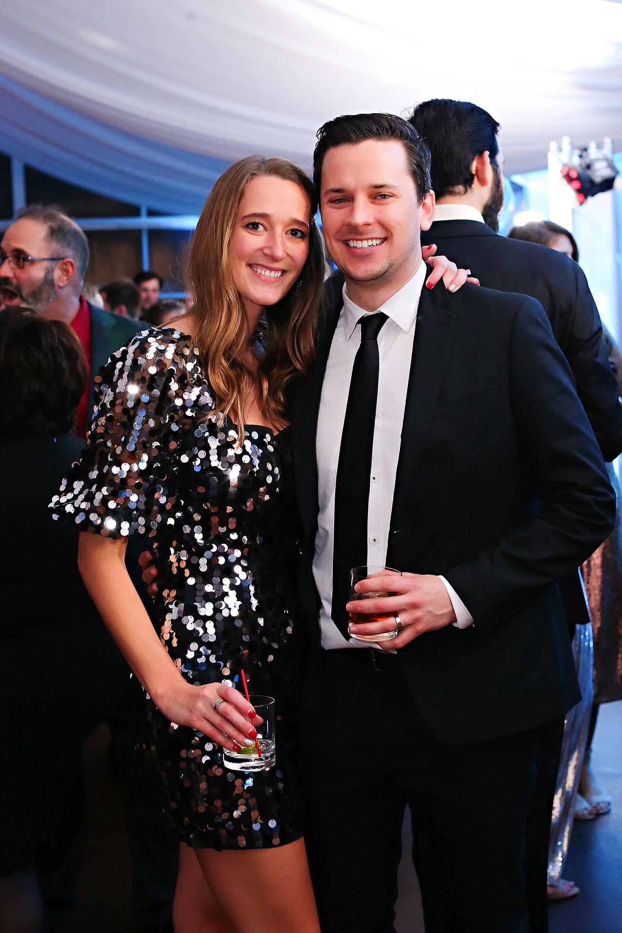 Emily Andrew New Years Eve Indianapolis Wedding 346