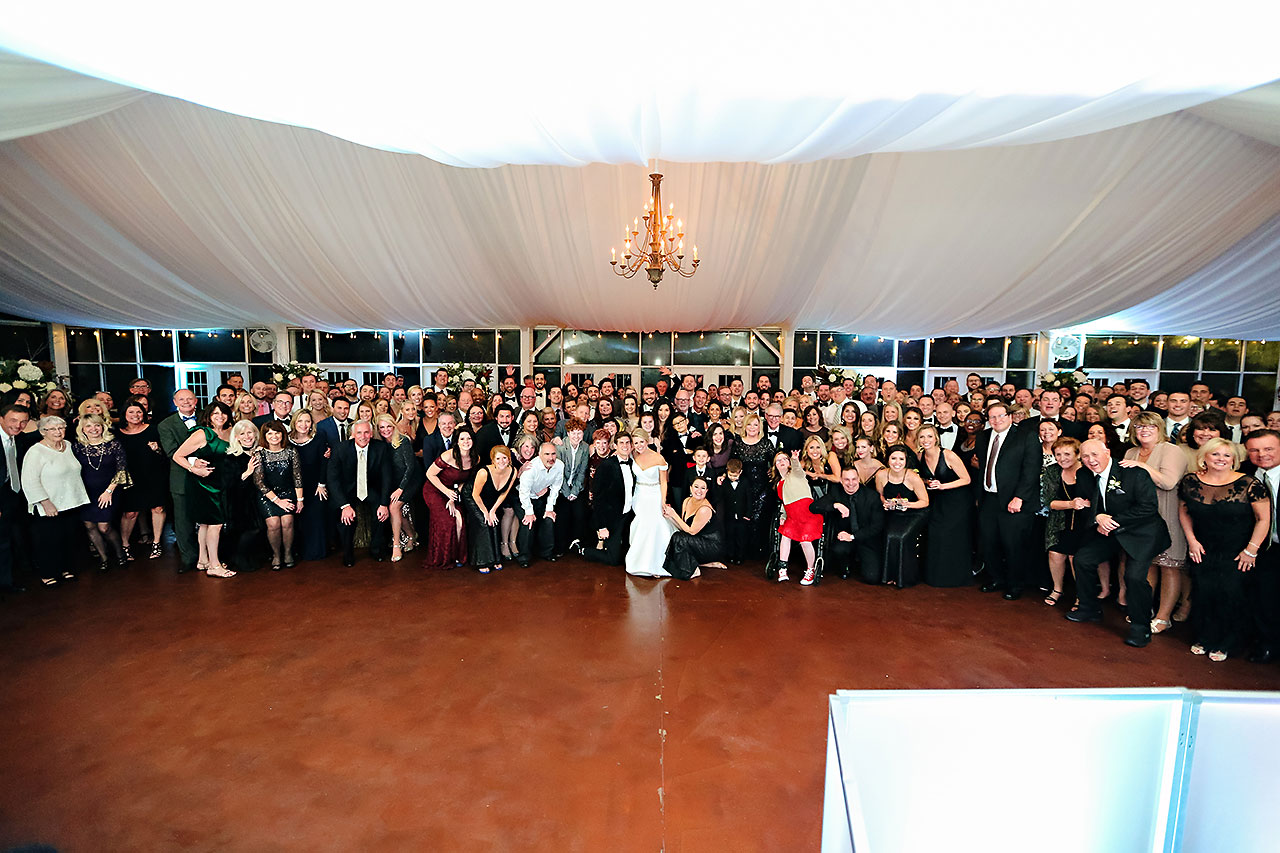 Emily Andrew New Years Eve Indianapolis Wedding 320