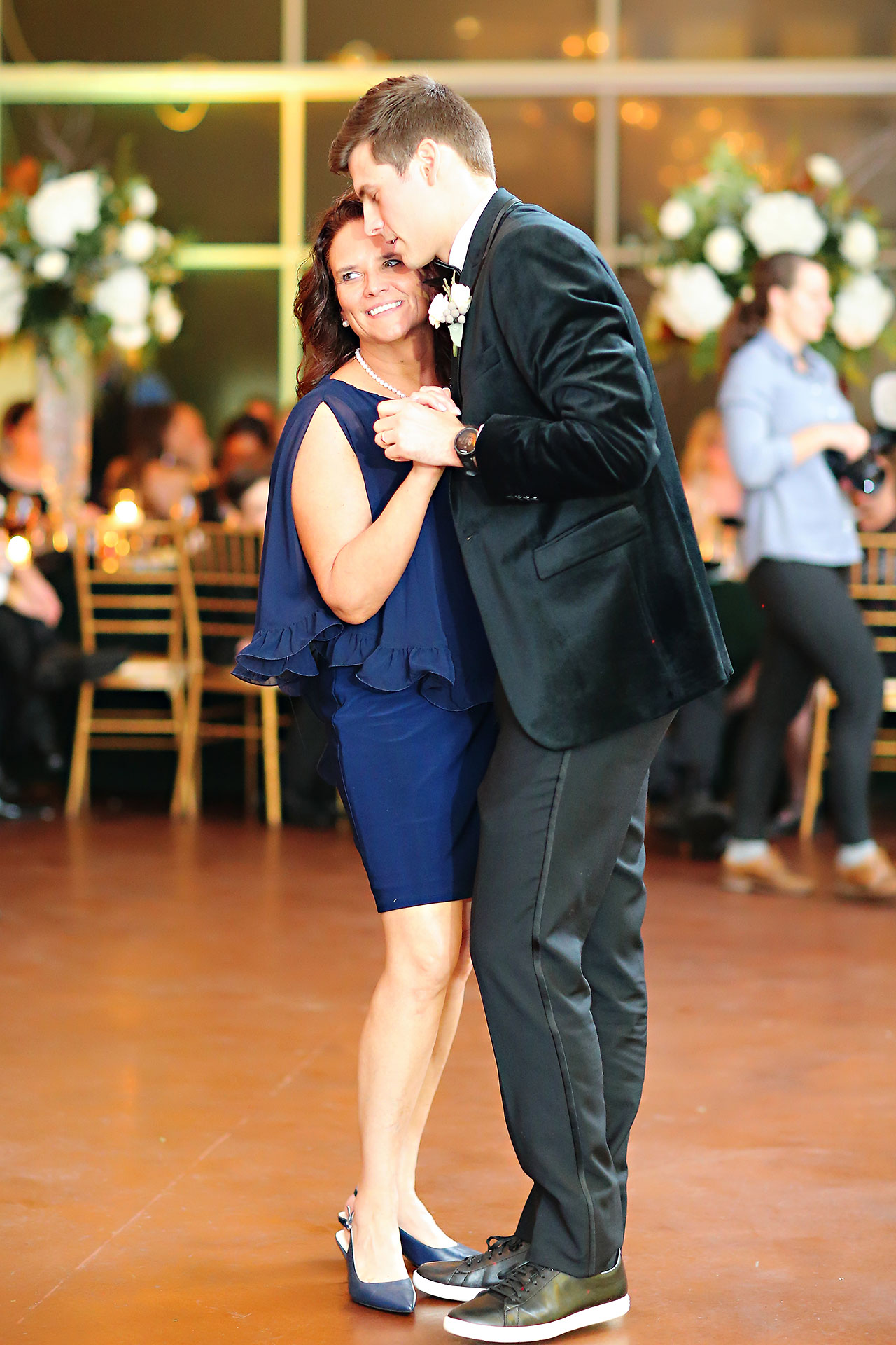 Emily Andrew New Years Eve Indianapolis Wedding 314