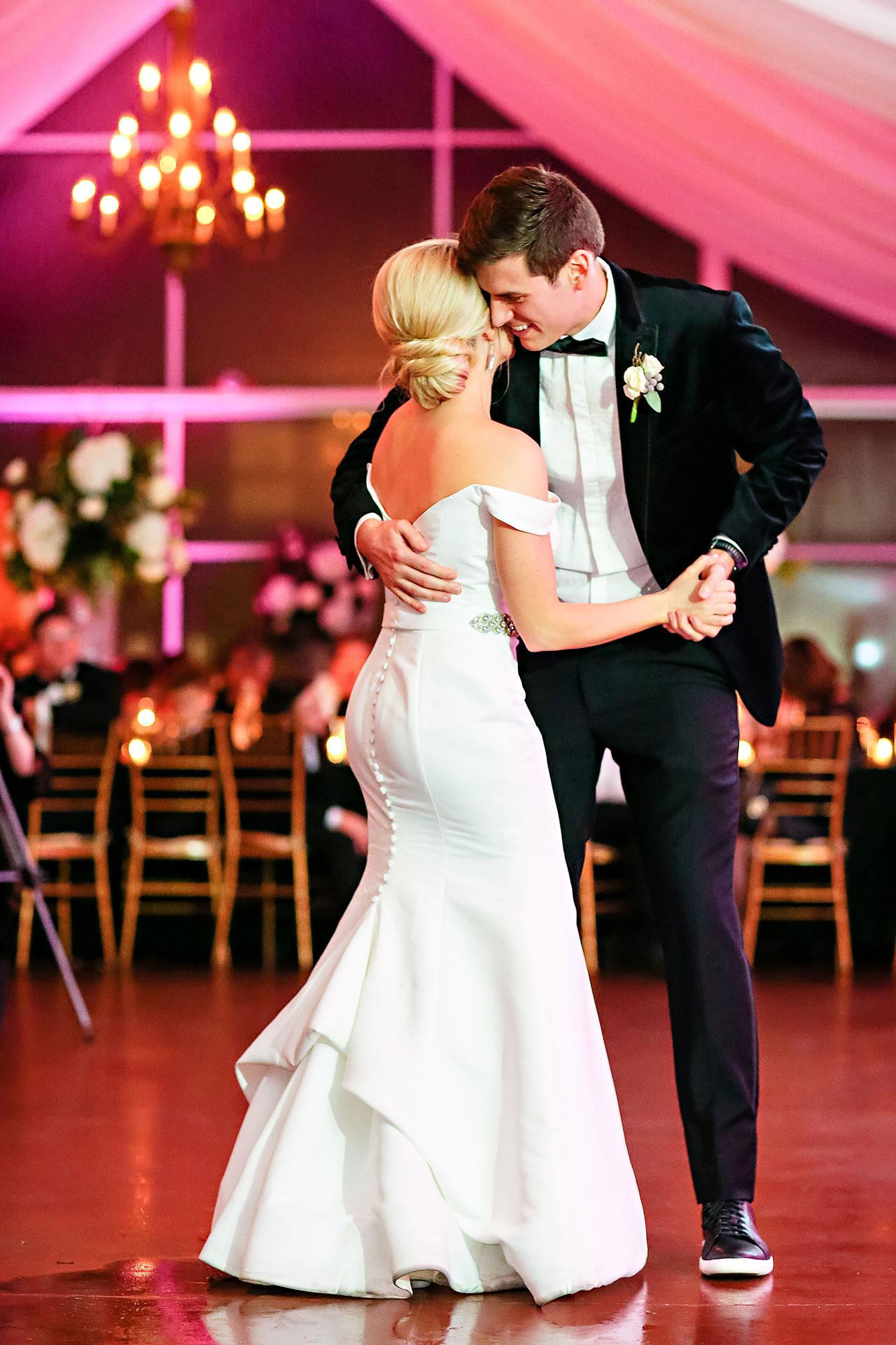 Emily Andrew New Years Eve Indianapolis Wedding 300
