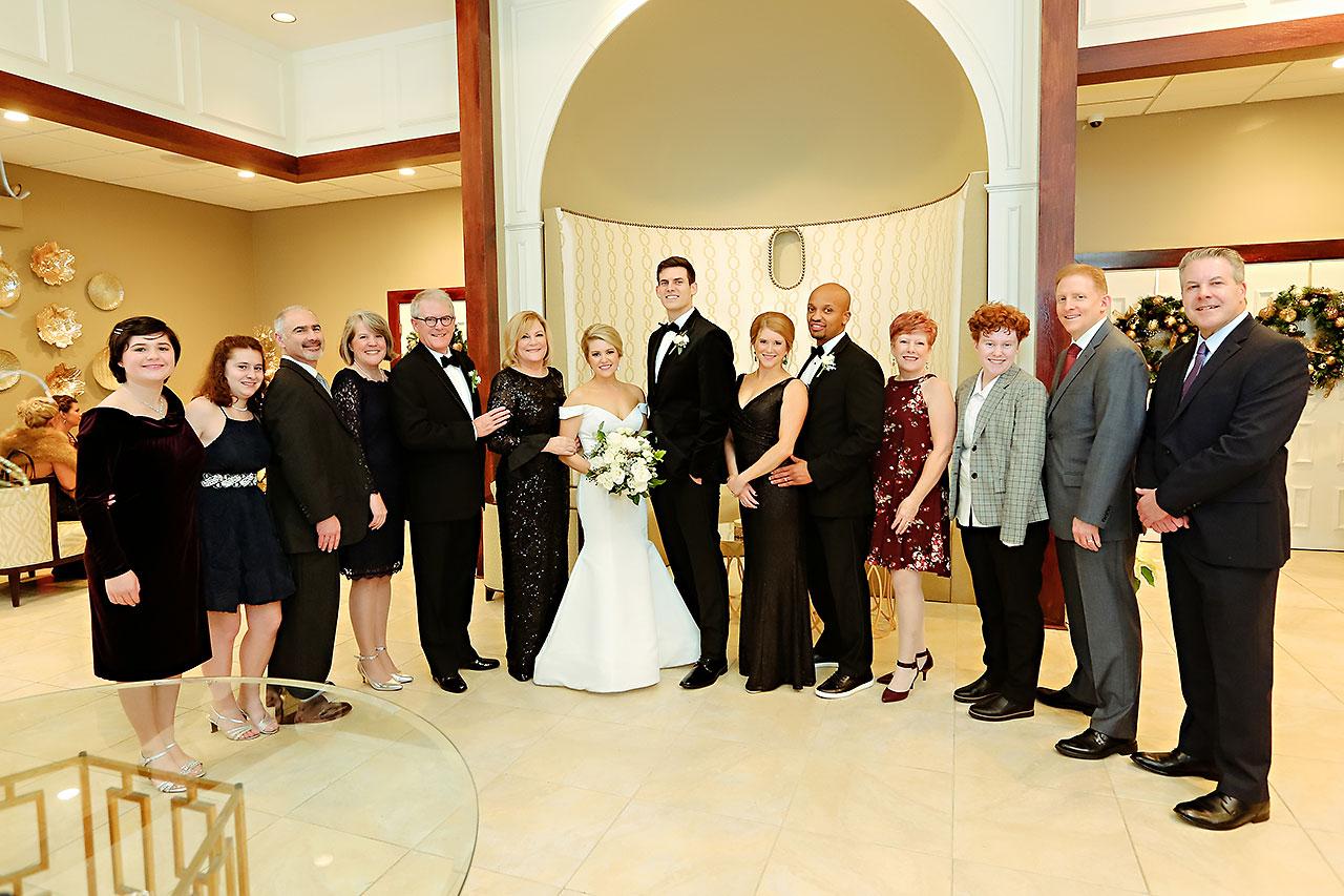 Emily Andrew New Years Eve Indianapolis Wedding 215