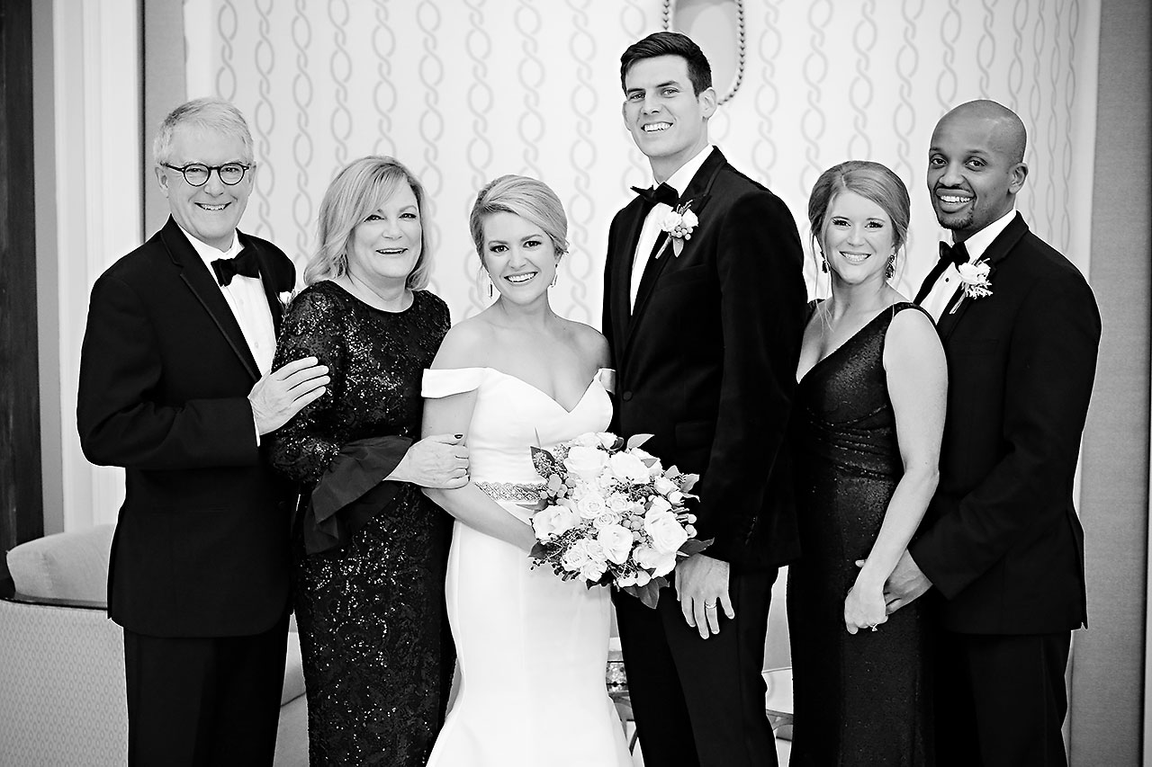 Emily Andrew New Years Eve Indianapolis Wedding 213