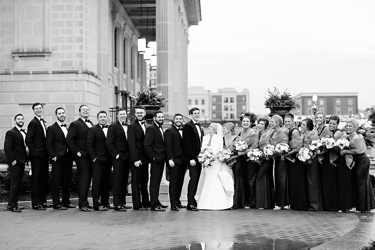Emily Andrew New Years Eve Indianapolis Wedding 183