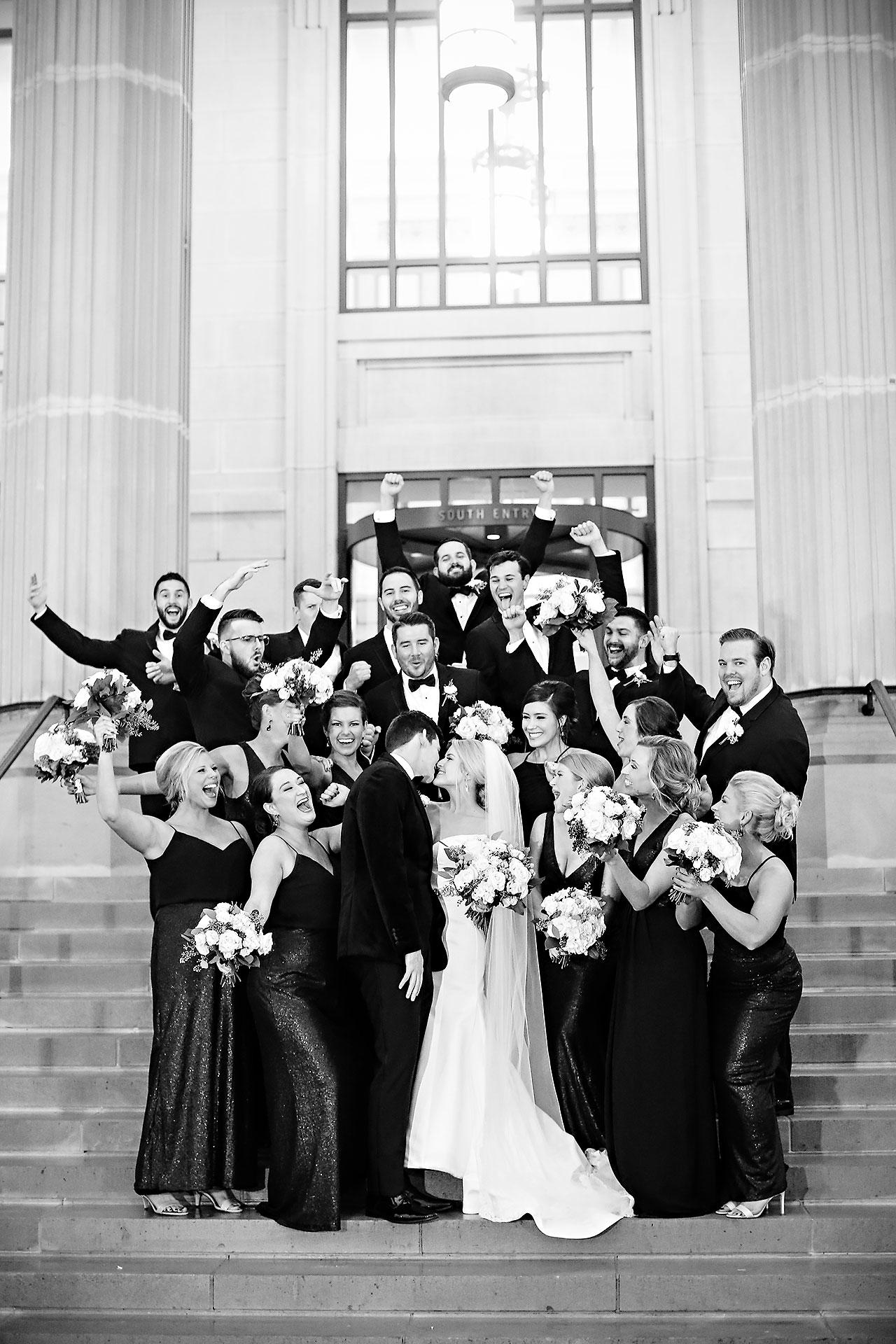 Emily Andrew New Years Eve Indianapolis Wedding 177