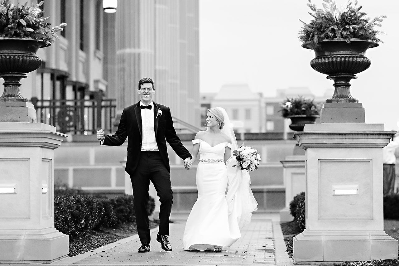 Emily Andrew New Years Eve Indianapolis Wedding 162