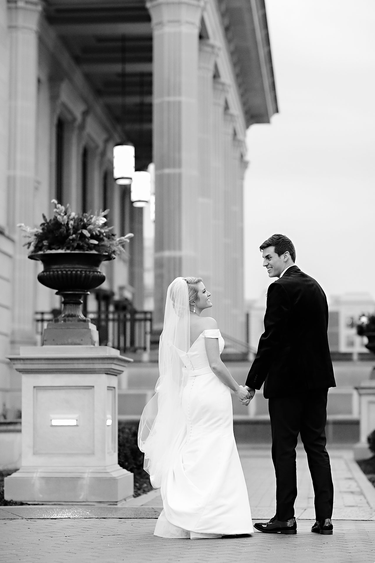 Emily Andrew New Years Eve Indianapolis Wedding 149