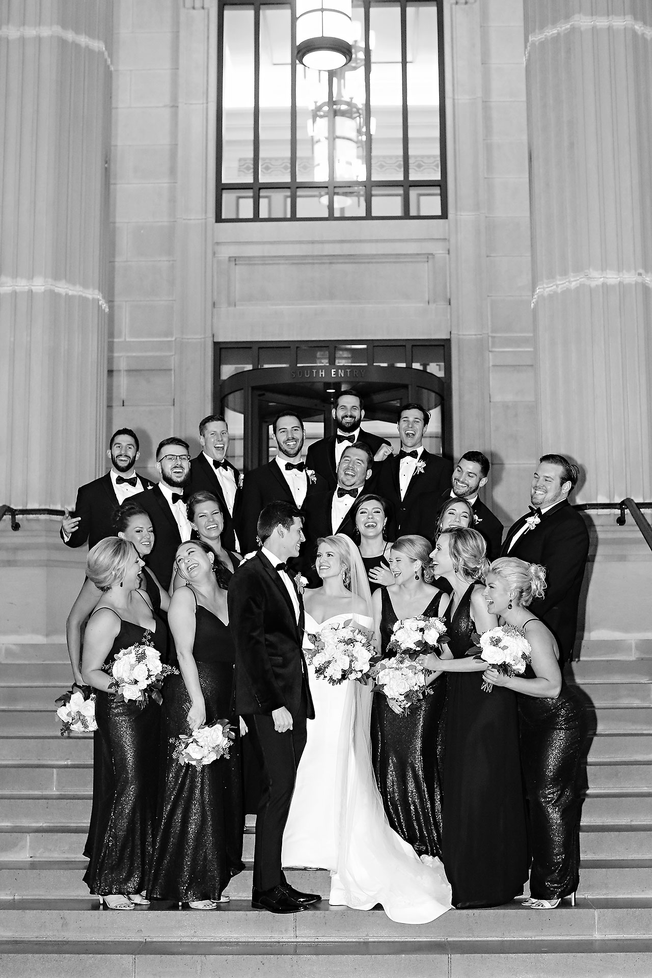 Emily Andrew New Years Eve Indianapolis Wedding 136