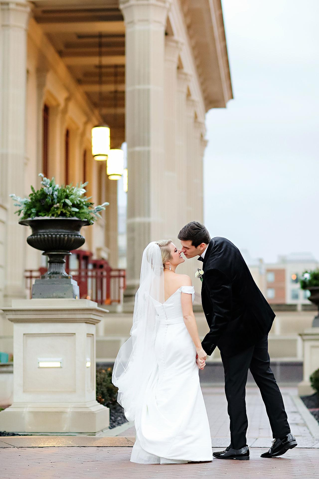 Emily Andrew New Years Eve Indianapolis Wedding 134