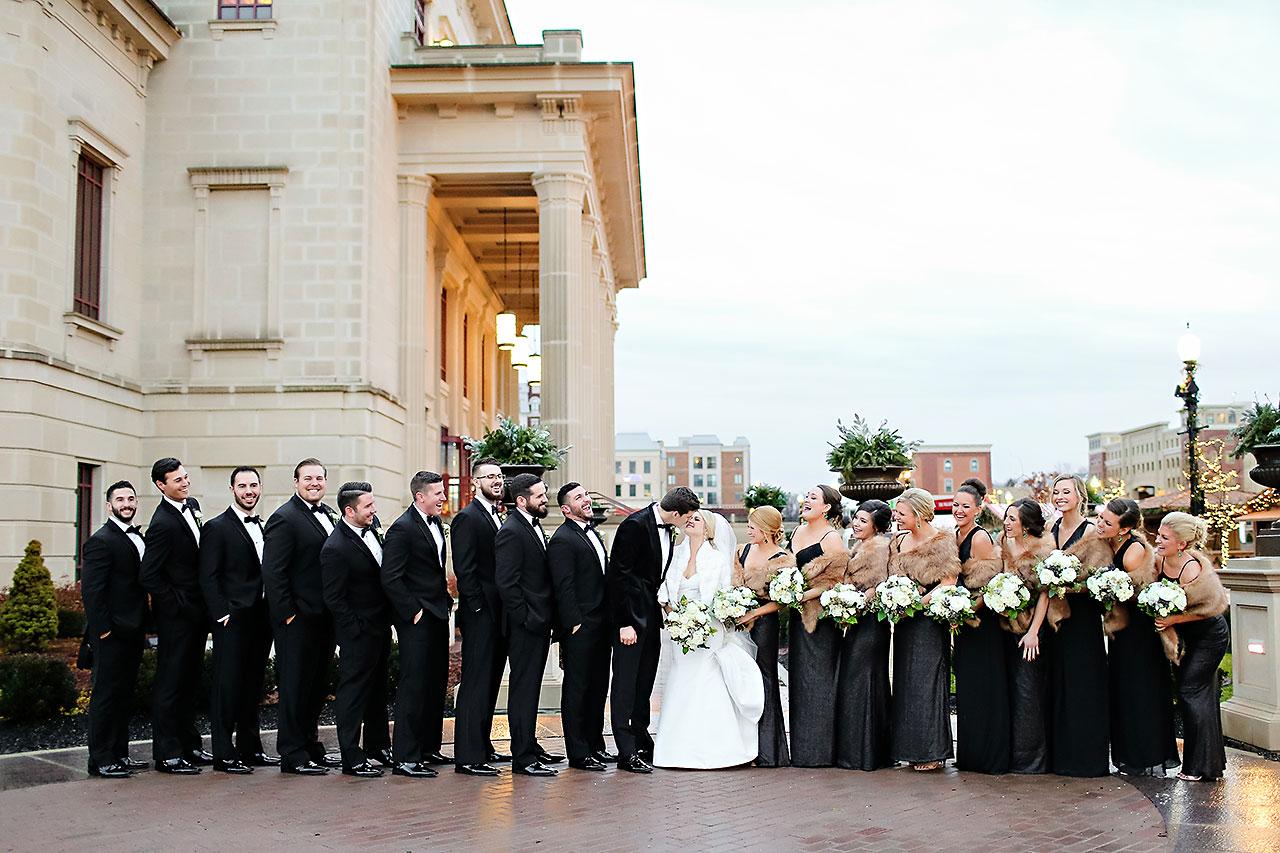 Emily Andrew New Years Eve Indianapolis Wedding 127
