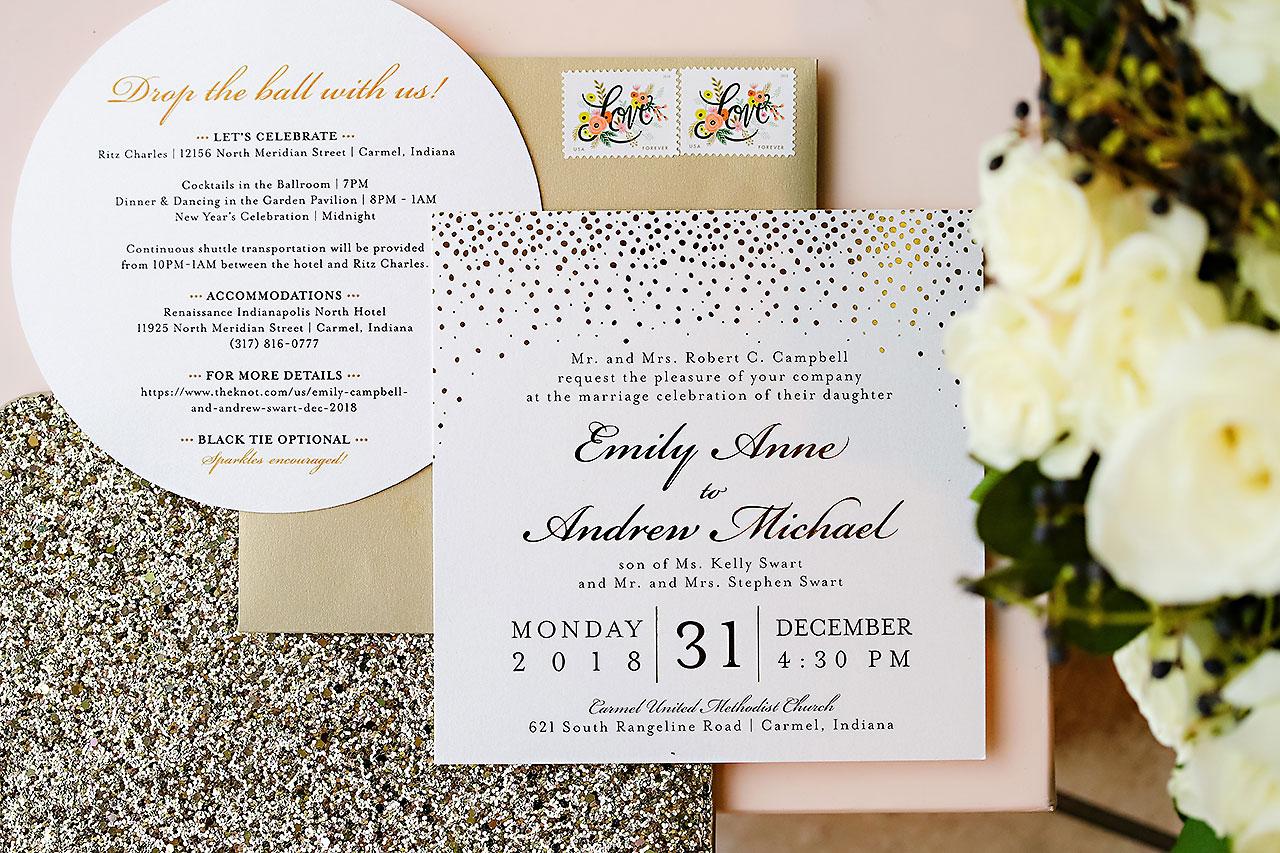 Emily Andrew New Years Eve Indianapolis Wedding 012