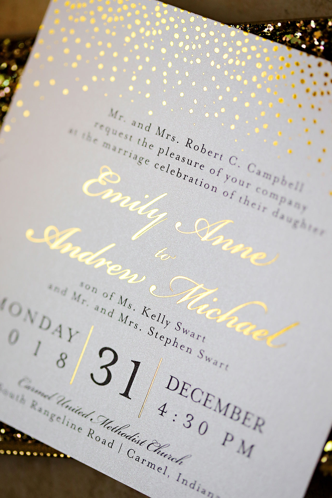 Emily Andrew New Years Eve Indianapolis Wedding 008