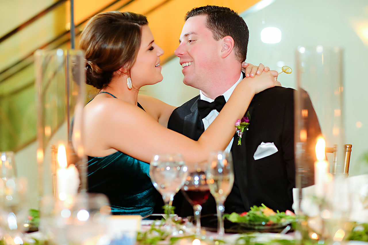 Marianne Steven Indianapolis Central Library Wedding 298