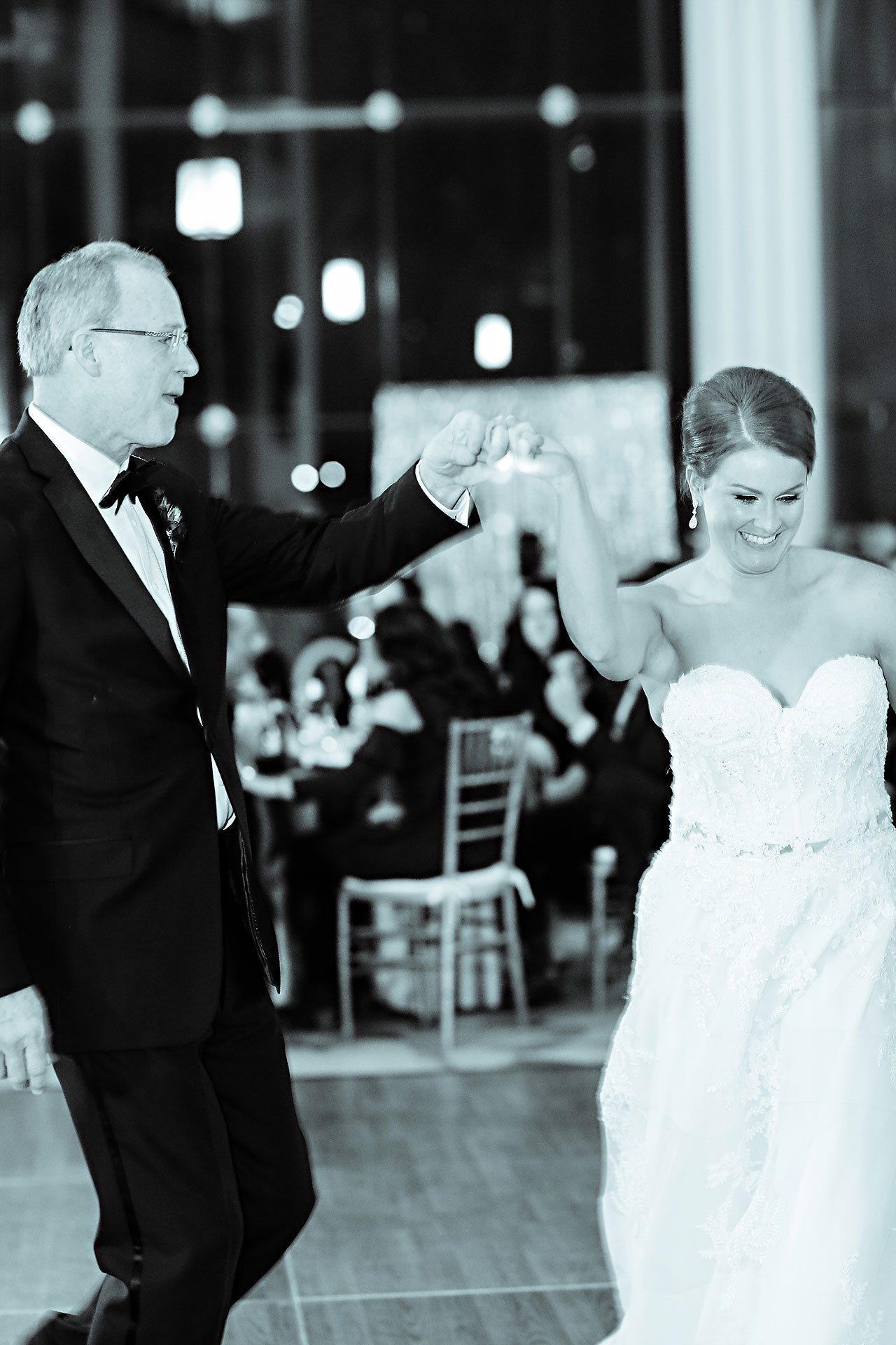 Marianne Steven Indianapolis Central Library Wedding 294